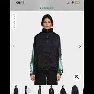 QUICK SALE —adidas track top NWT.